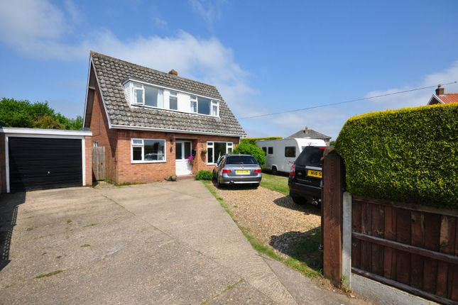 Thumbnail Detached house for sale in Cherry Tree Close, North Lopham, Diss