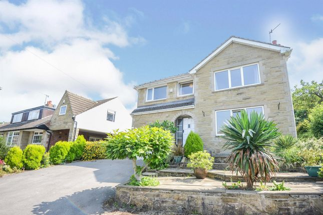 Thumbnail Detached house for sale in Shay Grove, Bradford