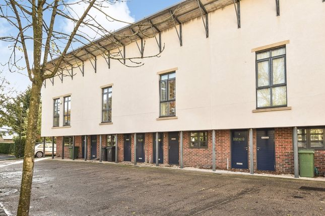 Thumbnail Terraced house for sale in Elan Court, Kings Worthy, Winchester