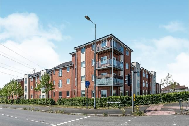 Thumbnail Flat for sale in Dorney Place, Bridgetown, Cannock, Staffordshire