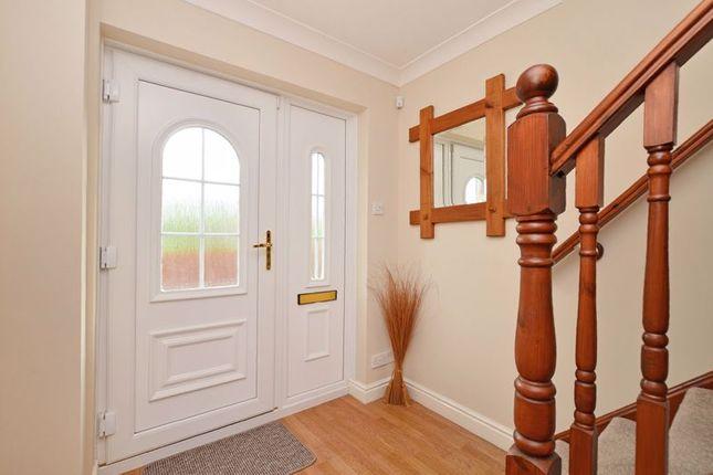 Entrance Hallway of Toll House Mead, Mosborough, Sheffield S20