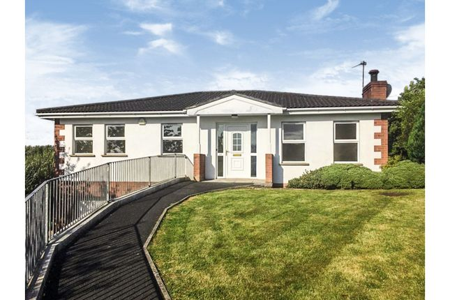 Thumbnail Detached bungalow for sale in Hampton Court, Dromore