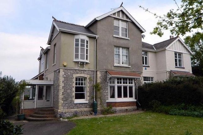 Thumbnail Semi-detached house to rent in Barton Road, Torquay