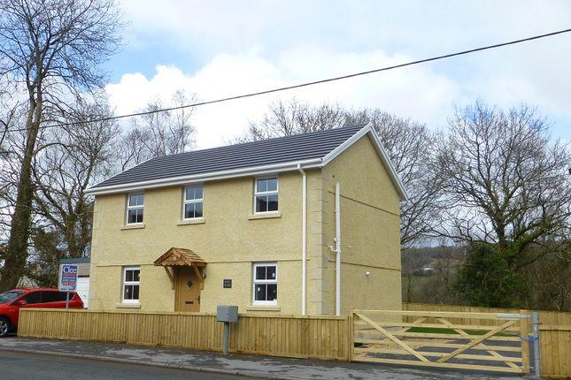 Thumbnail Detached house for sale in Cwmamman Road, Glanamman, Ammanford, Carmarthenshire