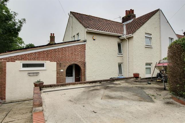 Thumbnail Semi-detached house to rent in Duff Road, Norwich