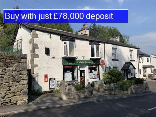 Thumbnail Retail premises for sale in LA11, Lindale, Cumbria