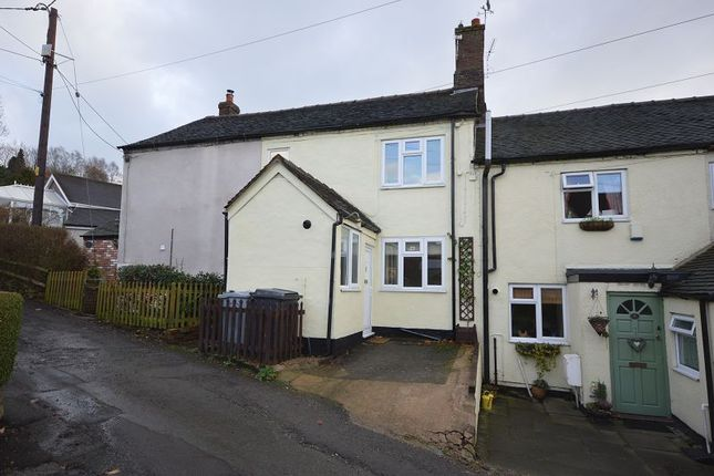 Thumbnail Terraced house to rent in Church Street, Mount Pleasant, Mow Cop