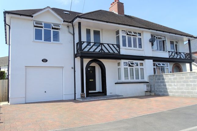 Thumbnail Semi-detached house for sale in Poltimore Close, South Molton