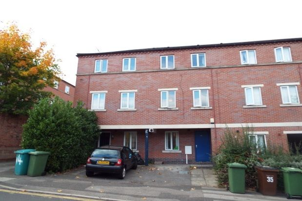 Thumbnail End terrace house to rent in Raleigh Street, Nottingham