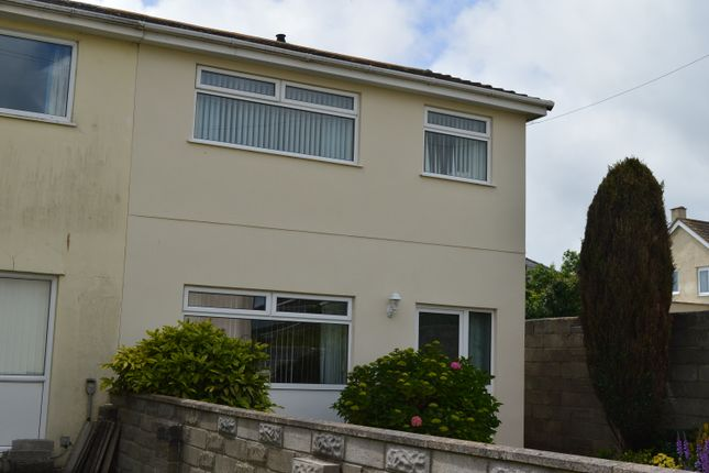 Thumbnail Semi-detached house for sale in Picton Court, Llantwit Major