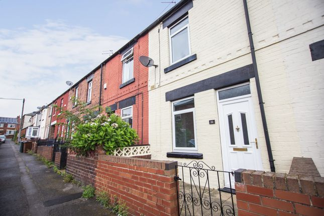 Thumbnail Terraced house to rent in 22 Cresswell Street, Pogmoor, Barnsley