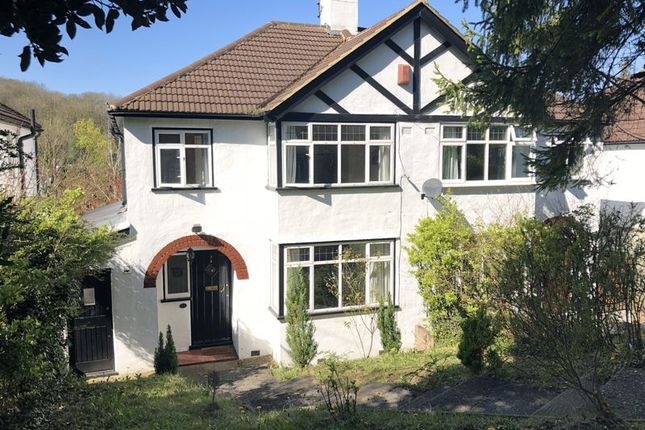 Thumbnail Semi-detached house to rent in Haydn Avenue, Purley