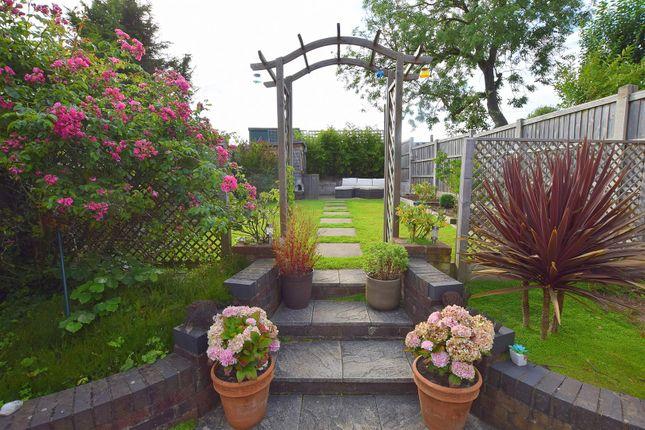Generous Enclosed Rear Garden