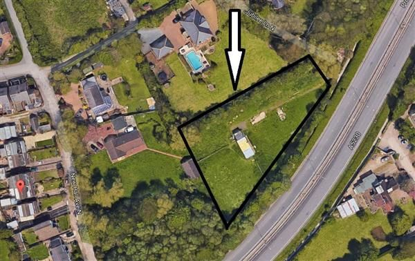 Thumbnail Land for sale in New Hall Avenue North, Blackpool