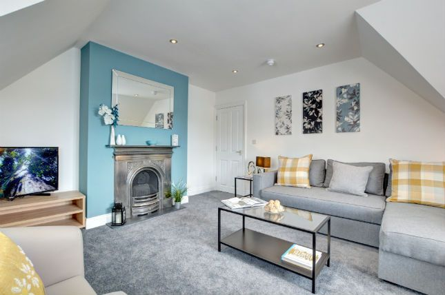 Thumbnail Flat to rent in High Street, Rottingdean