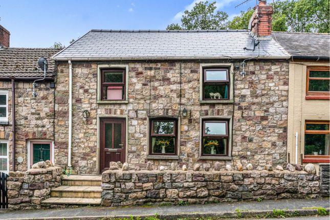 Thumbnail Terraced house for sale in Heol Giedd, Swansea