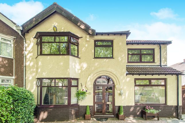 Thumbnail Semi-detached house for sale in Brodie Avenue, Allerton, Liverpool