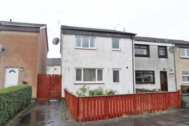 Thumbnail Terraced house to rent in Ailsa Gardens, Ardrossan, Ayrshire