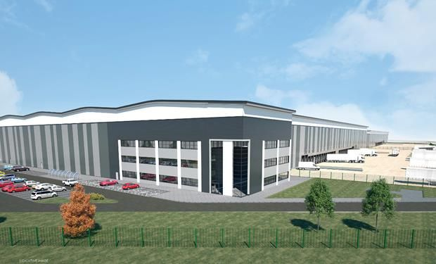 Thumbnail Light industrial to let in Crewe 305, Jack Mills Way, Crewe, Cheshire
