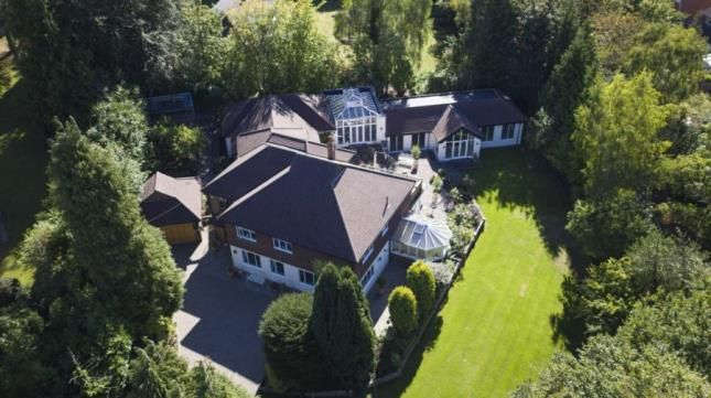 Thumbnail Detached house for sale in Orchard Road, Pratts Bottom, Orpington