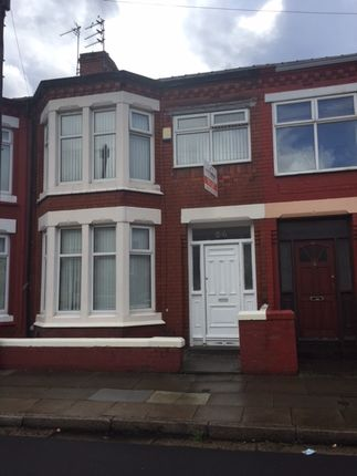 Thumbnail Terraced house to rent in Selby Road, Orrell Park