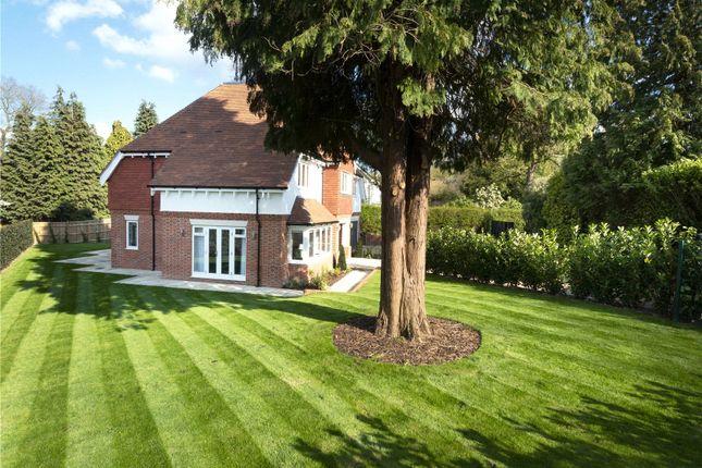 Garden Elevation of Heath Drive, Walton On The Hill, Tadworth KT20