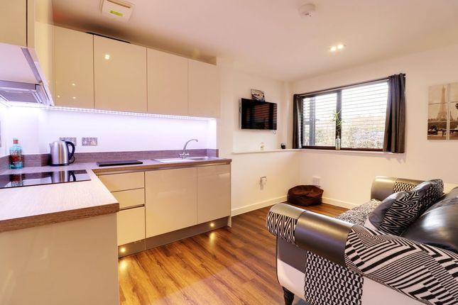 Living Room of Hatch Park, London Road, Old Basing, Basingstoke RG24