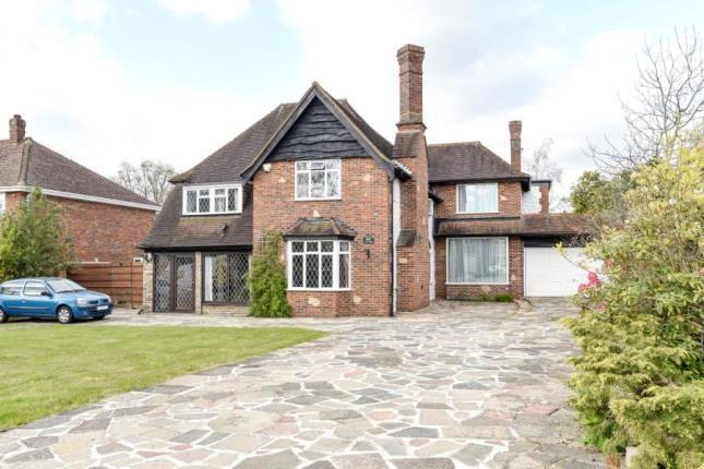 Thumbnail Detached house for sale in Hazel Grove, Farnborough Park, Kent