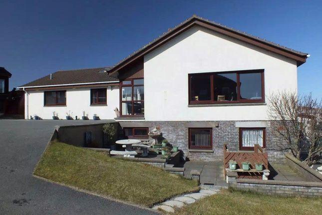 Thumbnail Detached house for sale in Shetland Isles, Shetland Islands