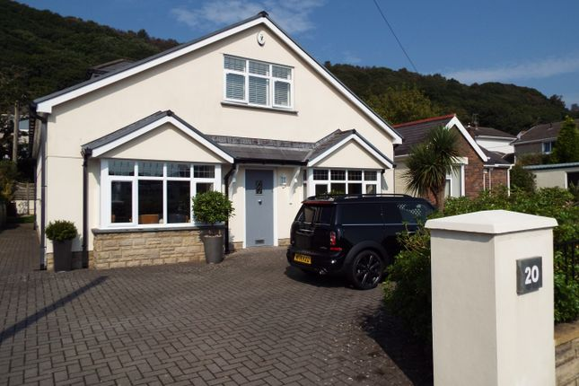 Thumbnail Detached house for sale in 20 New Road, Jersey Marine, Swansea