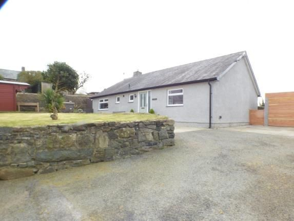 Thumbnail Bungalow for sale in Llannor, Pwllheli, Gwynedd