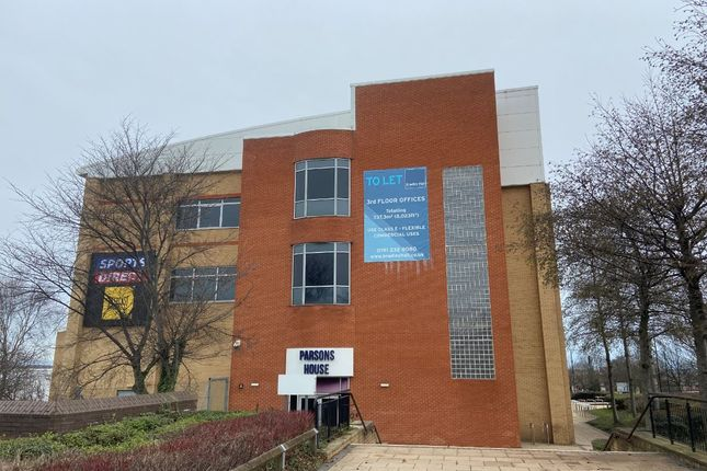 Office to let in Newcastle Shopping Park, Byker