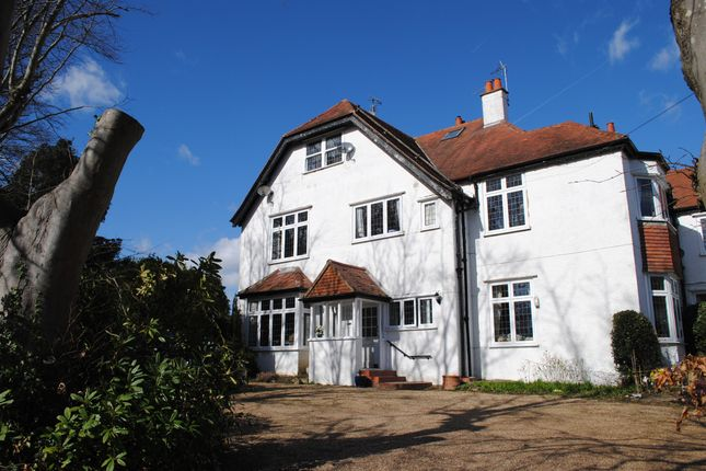 Thumbnail Flat for sale in Whitehill Avenue, Bexhill-On-Sea