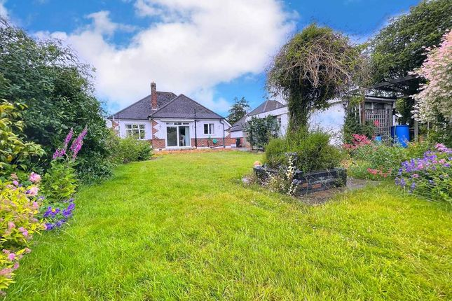 Thumbnail Detached bungalow for sale in The Broadway, Kinson, Bournemouth