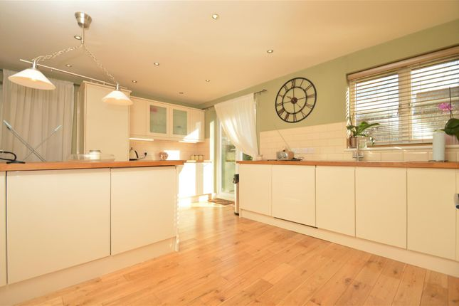 Thumbnail Detached house for sale in Marsh View, Gravesend