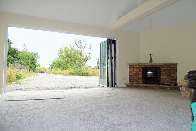 Thumbnail Detached bungalow for sale in Hall Lane, Longton, Preston