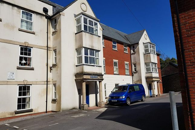 Thumbnail Flat to rent in Mellowes Court, West Street, Axminster