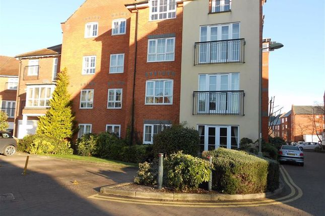 Thumbnail Flat to rent in Church View, Wantage, Oxfordshire