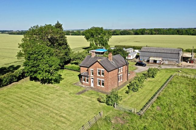 Thumbnail Detached house for sale in East Gate Farm, Eaglescliffe, Stockton-On-Tees