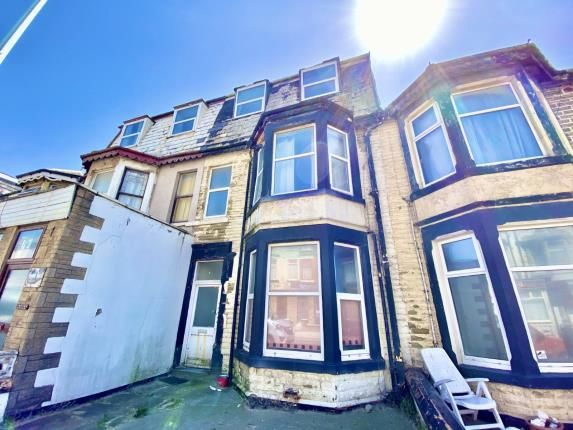 Thumbnail Flat for sale in Woodfield Road, Blackpool, Lancashire, .