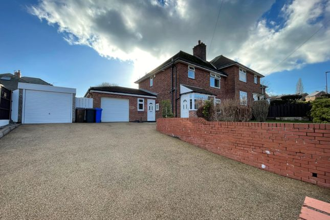 3 bed semi-detached house for sale in Walshaw Road, Worrall, Sheffield S35