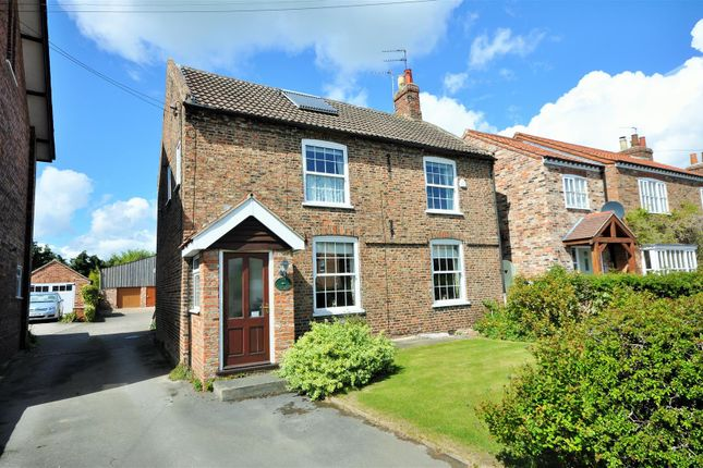 4 bed detached house for sale in Main Street, Shipton By Beningbrough, York YO30