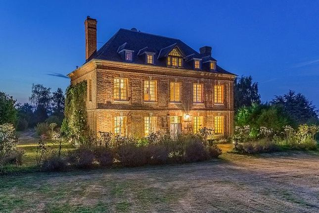 Thumbnail Property for sale in Manor House Near Deauville, Pays D'Auge, Normandy, Normandy, France