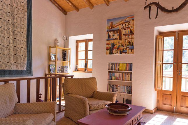 Living Room of Alferce, Monchique, Portugal