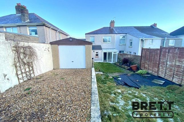 3 bed semi-detached house for sale in Waterloo Road, Hakin, Milford Haven, Pembrokeshire. SA73