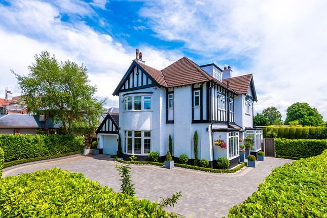 Thumbnail Detached house for sale in Granville Park, Aughton, Ormskirk