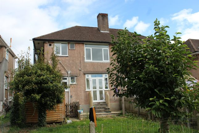 Thumbnail Flat for sale in Vicarage Gardens, Plymouth