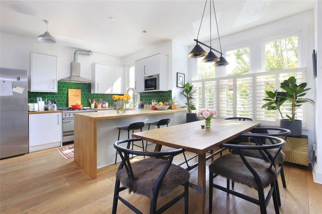 Thumbnail Flat for sale in Beira Street, Clapham South, London