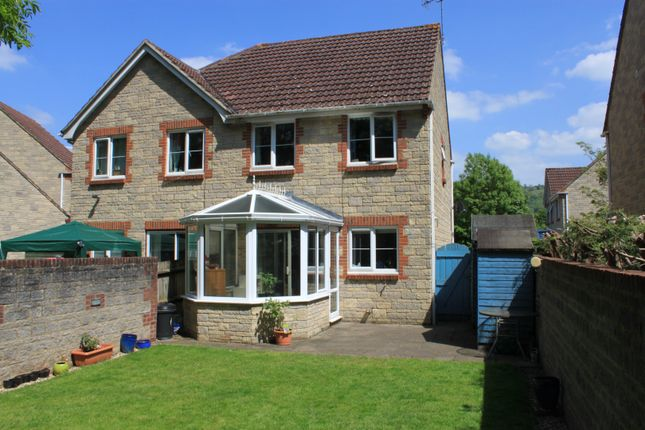 Thumbnail Semi-detached house for sale in Felsberg Way, Cheddar