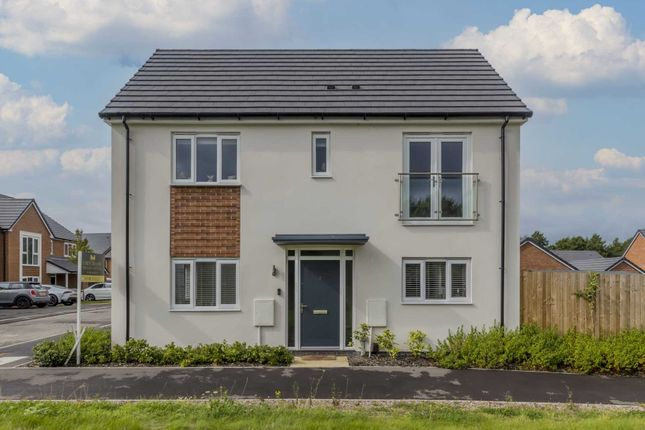Thumbnail Detached house for sale in James Littler Close, Trentham Lakes